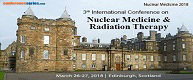 3rd International Conference on Nuclear Medicine & Radiation Therapy